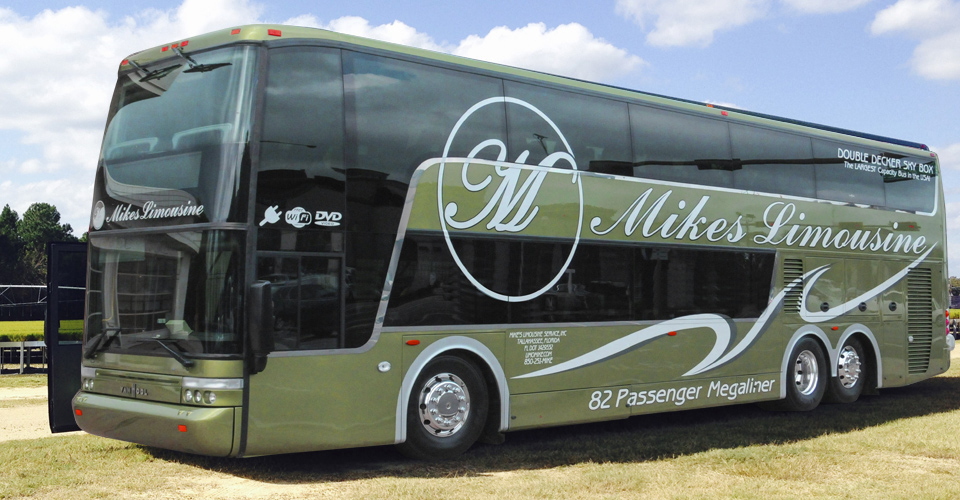 destin coach outlet 15w6  Double Decker Bus Florida :: Group Travel By Luxury Motorcoach,  Tallahassee, North Florida, Jacksonville, Panama City, Destin, Pensacola,  Gainesville FL